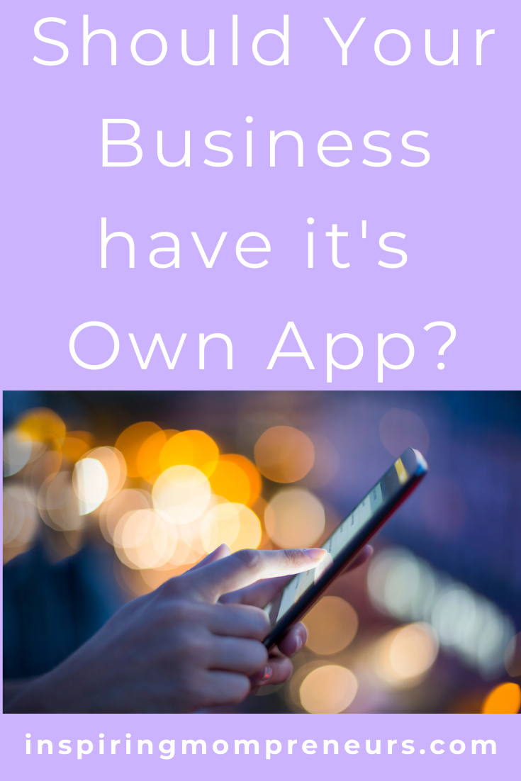 Should Your Business have its Own App? Great question. This post explores which businesses benefit most from having an app and how to build one. #ShouldYourBusinessHaveanApp #WhoCanBenefitFromAnApp #AppBuilding