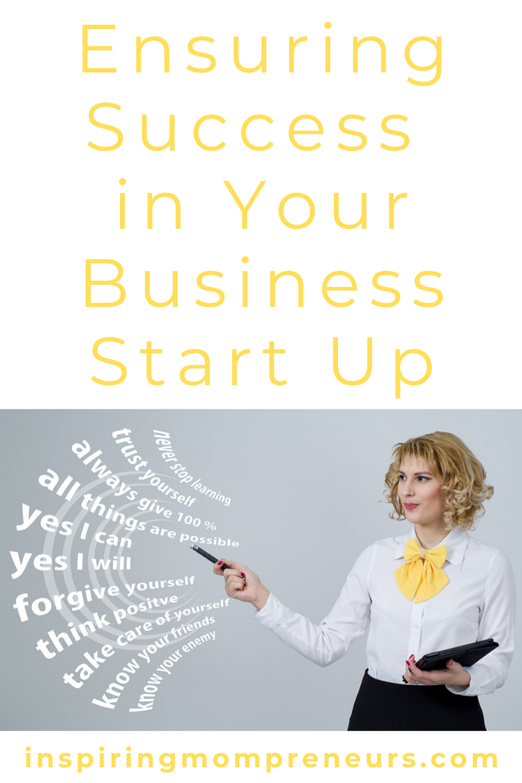 Do you think you have what it takes to start up a successful business? Here are 3 essential pieces of advice to ensure your success. #BusinessStartUpAdvice #Entrepreneurship #SuccessinYourBusiness