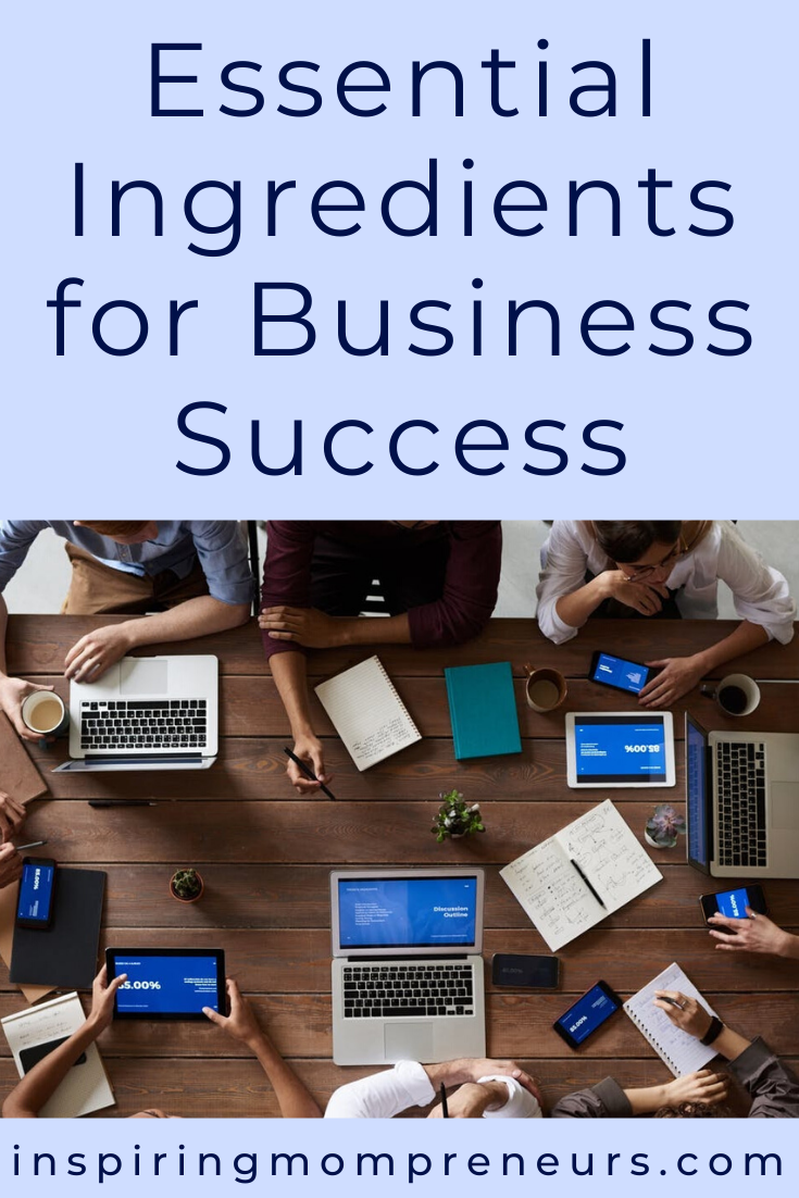 There is a list of essential ingredients you need to be aware of if your business is going to thrive well into the future.   Here it is.  #ingredientsforbusinesssuccess #businesstips