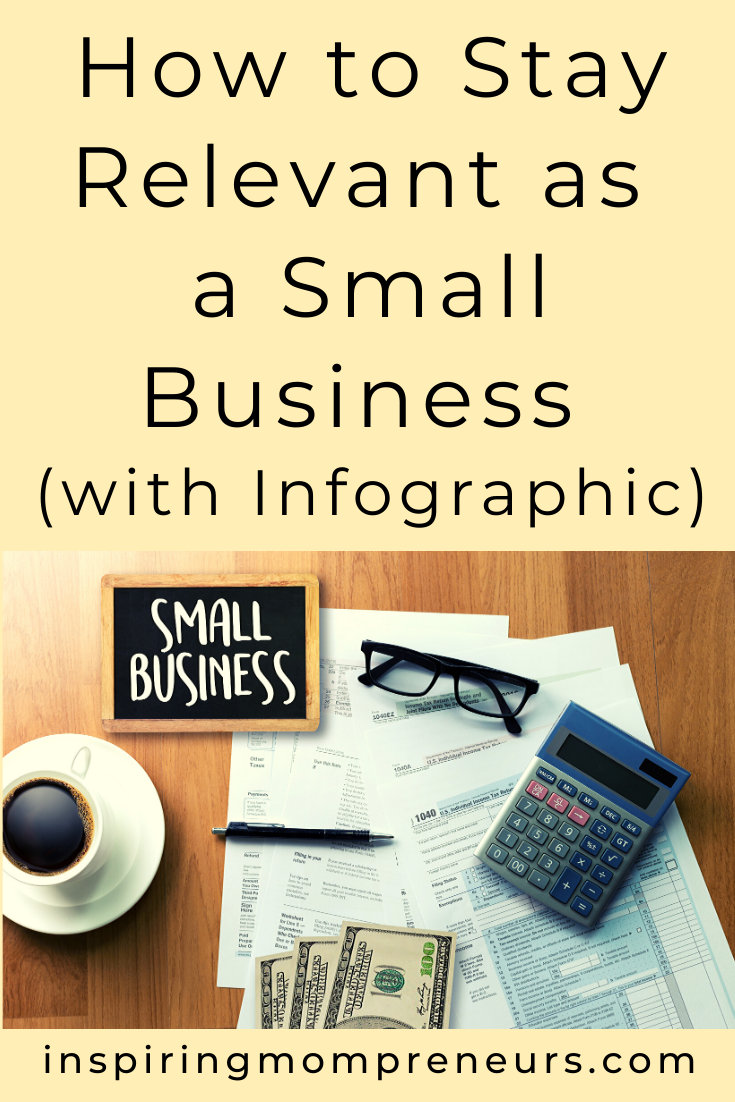 What are you doing to stay relevant as a small business in 2020? Here are some small business tips as well as an infographic on sustainable product design contributed by the University of California Riverside. #smallbusinesstips #infographic #sustainableproducts #sustainableproductdesign