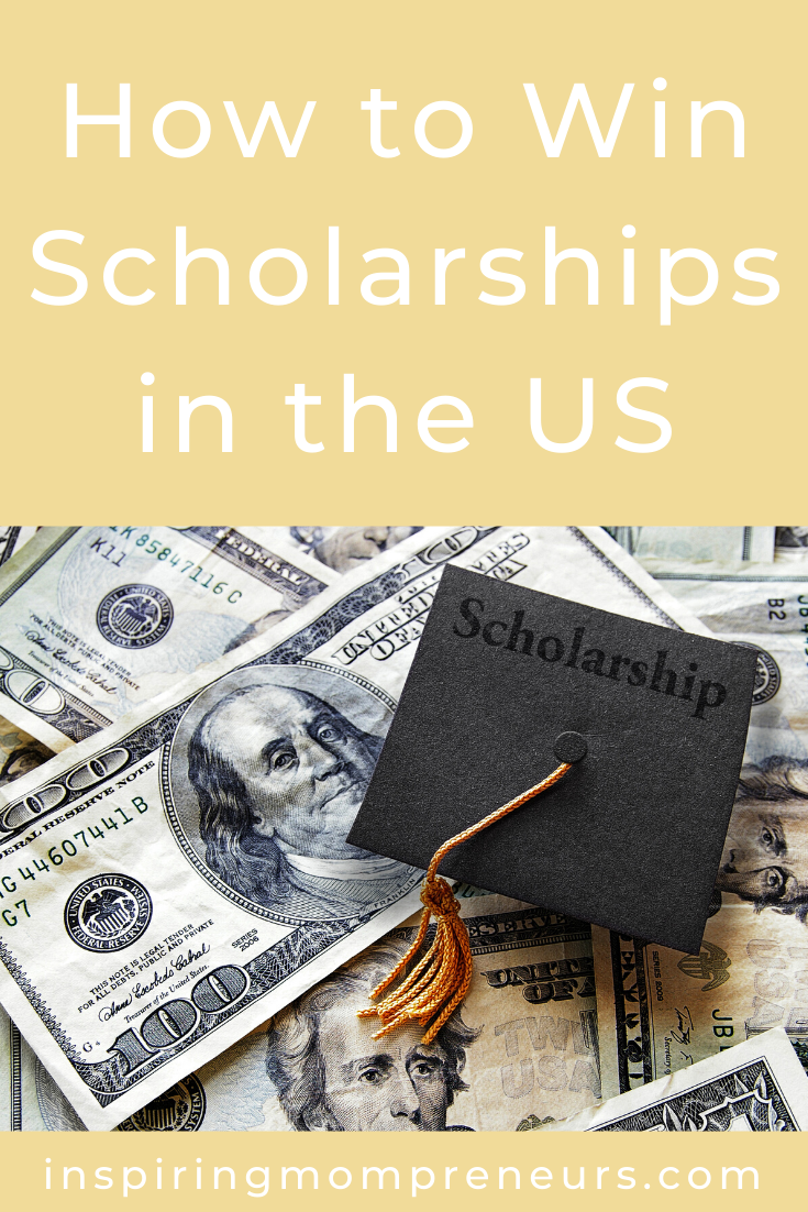 If winning a scholarship is what's standing between you are your college degree, your big business idea or your big dream, this post is for you. #ScholarshipsintheUS #howtowinscholarships