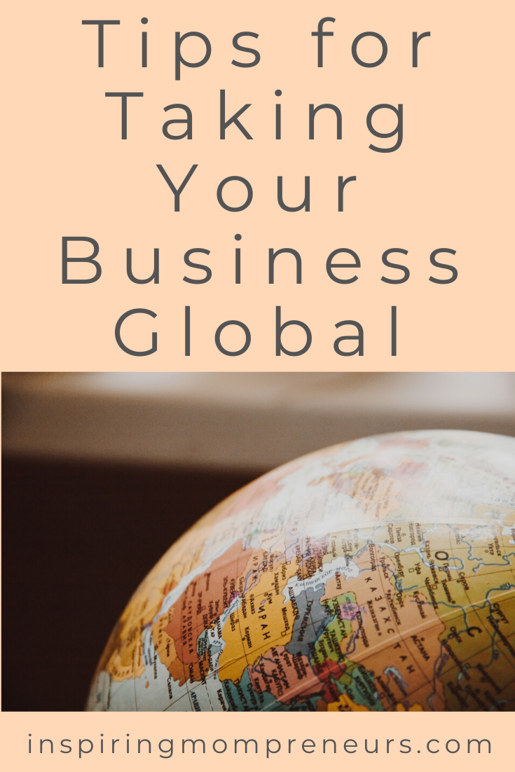 Are you ready spread your wings and fly? Here are some tips for taking your business global.  #businessexpansion#internationalexpansion #businesstips #tipsfortakingyourbusinessglobal