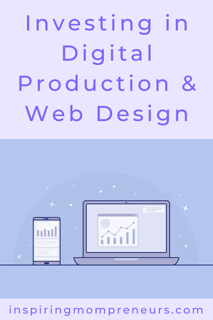 Investing in Digital Production and Web Design
