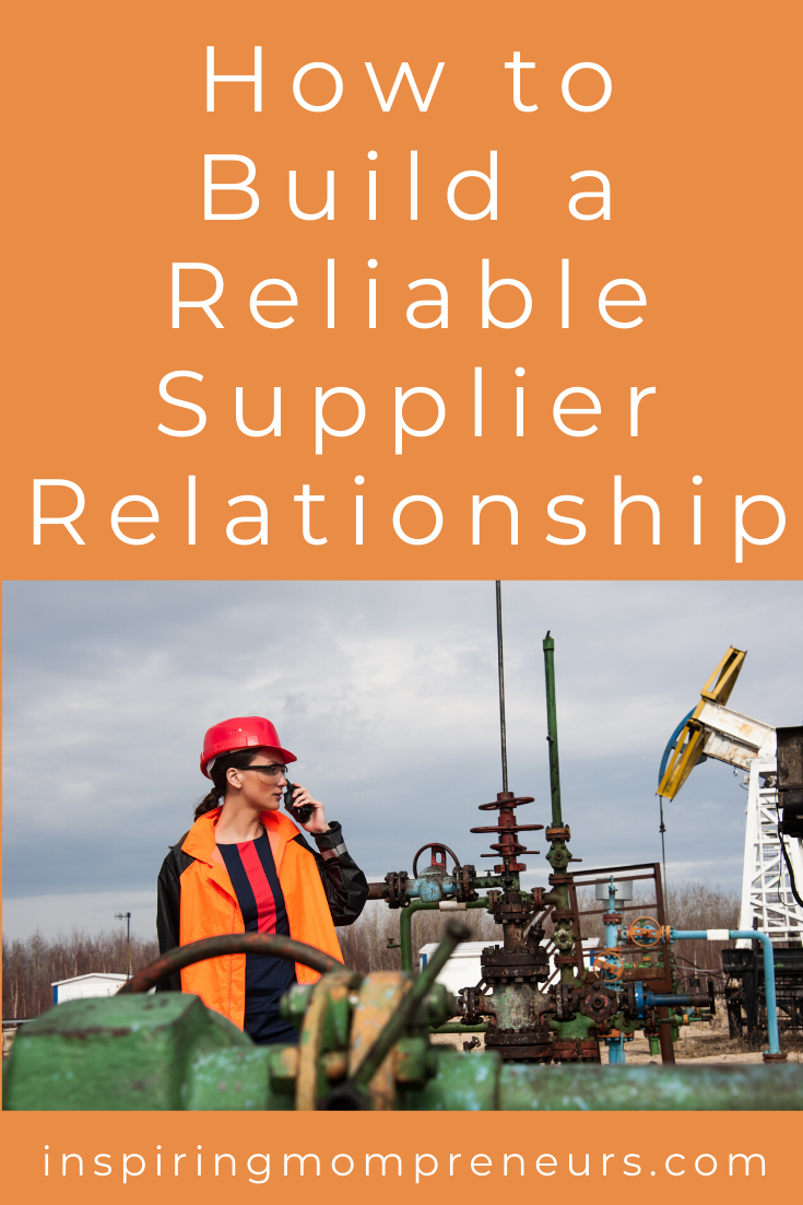 Are you in control of you supply chain? Here's how to build a reliable supplier relationship.  #howto #buildareliablesupplierrelationship #supplychainmanagement