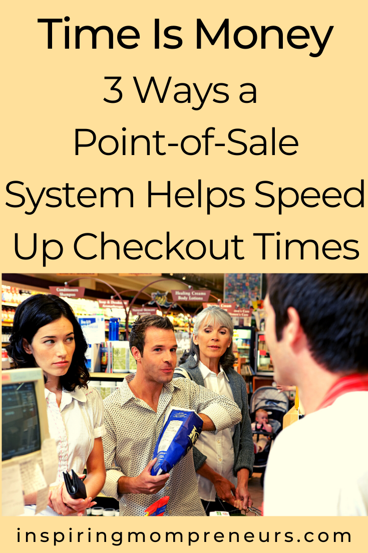 Are your customers standing in long queues at checkout? Here are 3 ways a quality point of sale system can solve this problem.  #benefitsofaPOSSystem #PointofSaleSystemBenefits #WaysaPOSSystemHelpsSpeedupCheckoutTimes