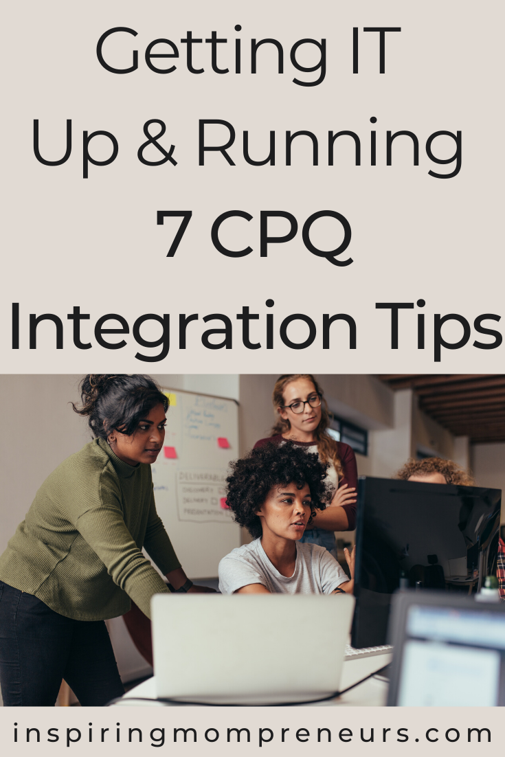 Integrating a CPQ system with a CRM platform is one of the best ways to improve a sales department's effectiveness. Keep these 7 CPQ Integration tips in mind. #CPQIntegration #Tips #CPQandCRM