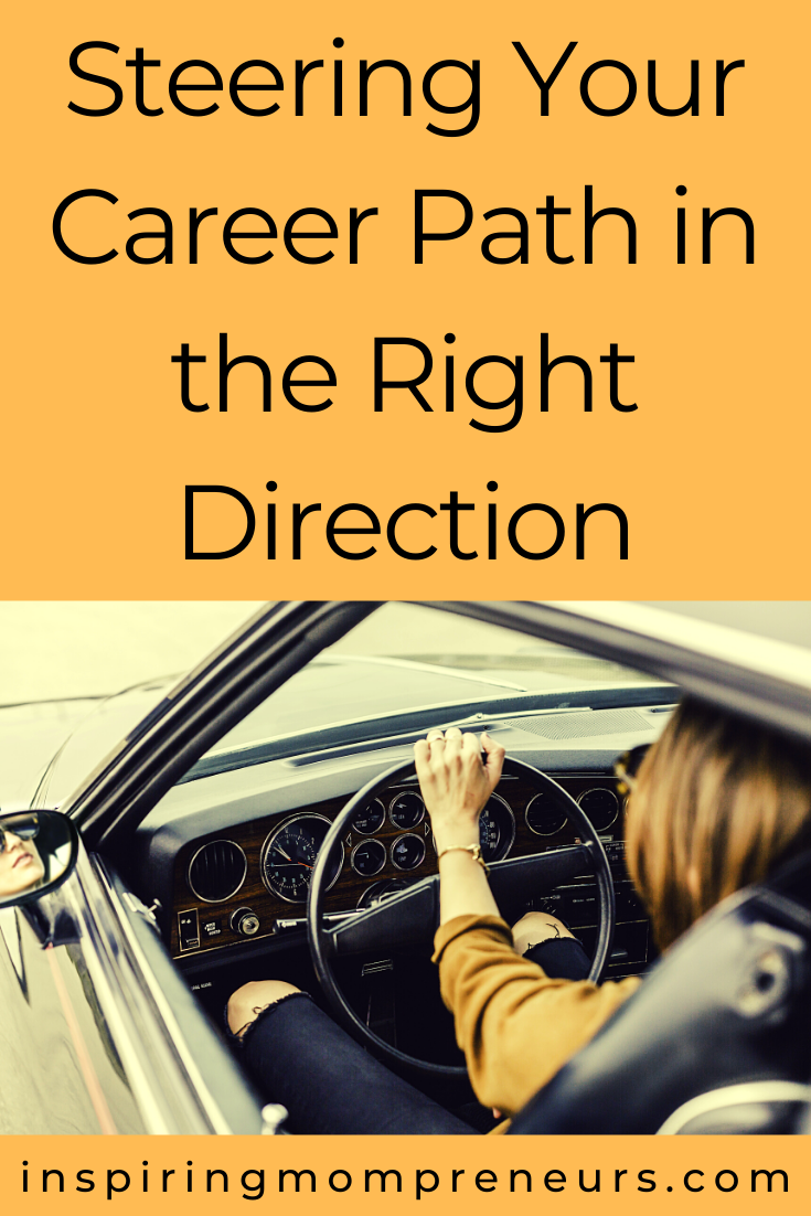 Ready to steer your career in the right direction? You may want to consider setting up your own business.  Here are some steps you can take to get started.  #steeryourcareer #newcareer #newdirection