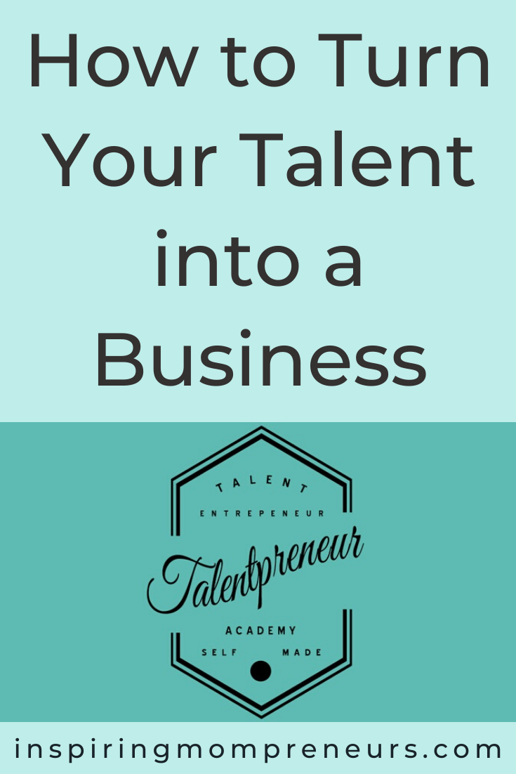Would you like to turn your talent into a business? The Talentpreneur Academy can teach you how. Read my full review to decide whether this is the course for you. #howtoturnyourtalentintoabusiness #talentpreneuracademy #review #entrepreneurship