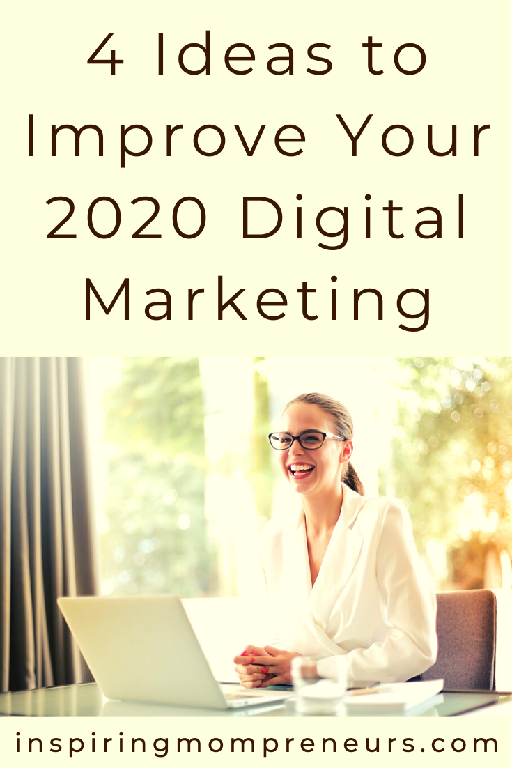 Digital marketing is always evolving, providing plenty of exciting opportunities. If you're looking to set new marketing goals this year, here are some ideas. #howto #improveyourdigitalmarketing