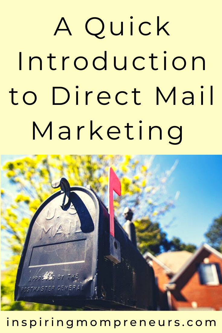 What's Direct Mail Marketing? Should you use direct mail marketing in your next campaign? And if so, how do you get started? All answered in this post. #introduction #directmailmarketing #marketingstrategy