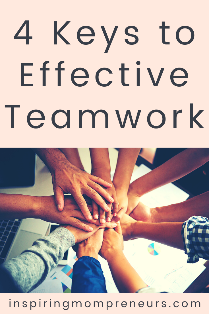 A Sense of Camaraderie: 4 Keys to Effective Teamwork