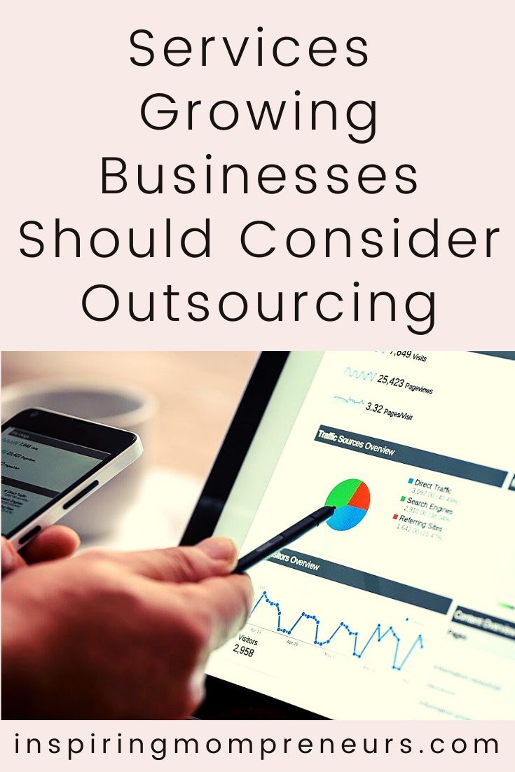 Over 50% of businesses say they are increasing how much they outsource. Here are some of the services that are best to outsource.  Consider outsourcing these. #servicestoconsideroutsourcing