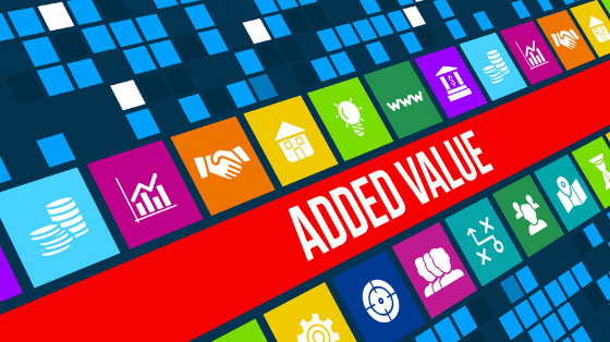Give Your Business Added Value