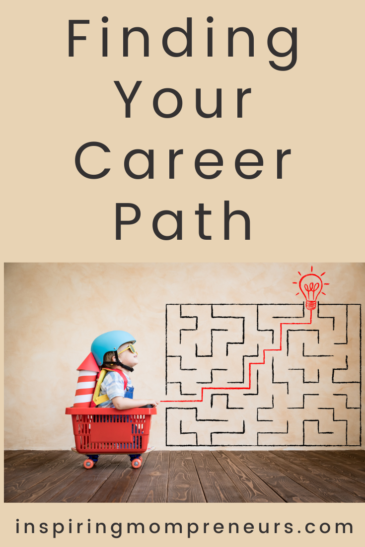 Finding your career path can be tricky.