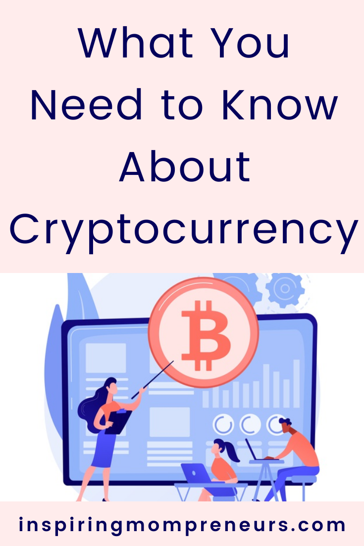 Cryptocurrency has become an ever-increasing source of revenue for investors and freelancers. Here's what you need to know about the popular online currency.  #whattoknowabout #cryptocurrency