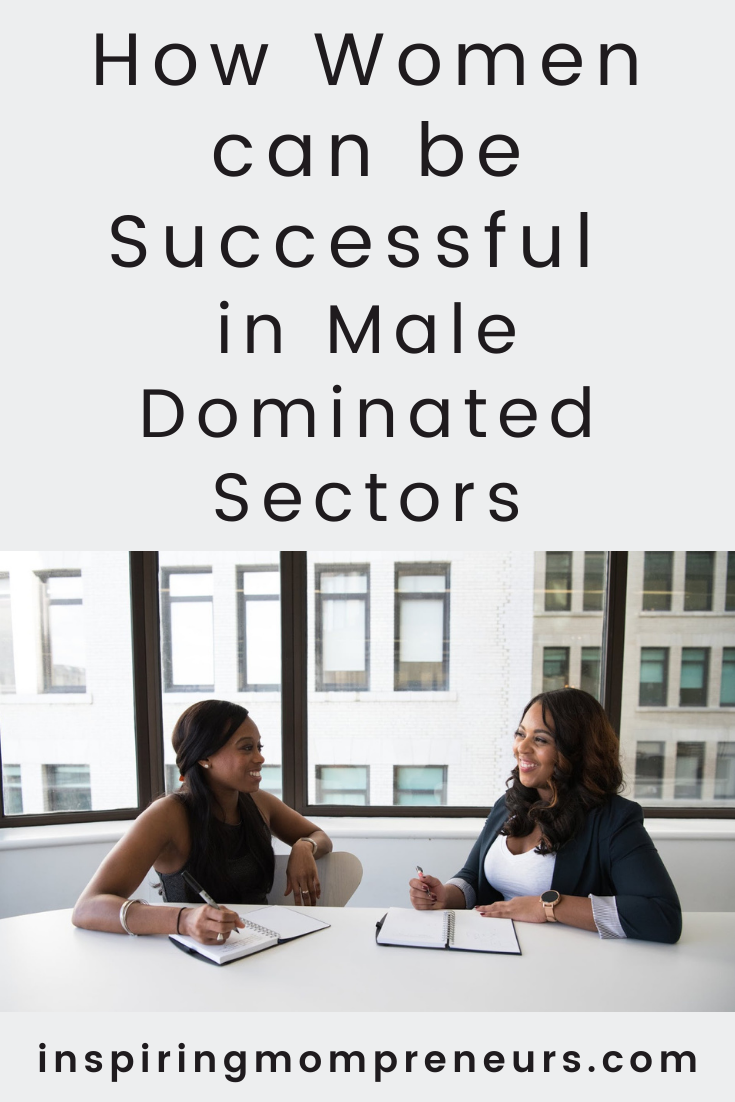 On average, there has been a 4% increase in women-owned businesses year on year in the US. So, what does it take to succeed as a businesswoman? Here's how women can be successful in male-dominated sectors.  #howwomencanbesuccessful