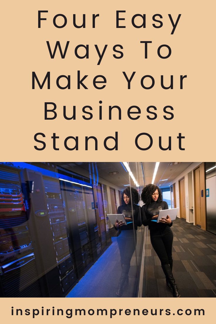 Competition in the business world is as fierce as it ever was. Here's how to differentiate yourself to make your business stand out from the competition. #howtomakeyourbusinessstandoutfromthecompetition