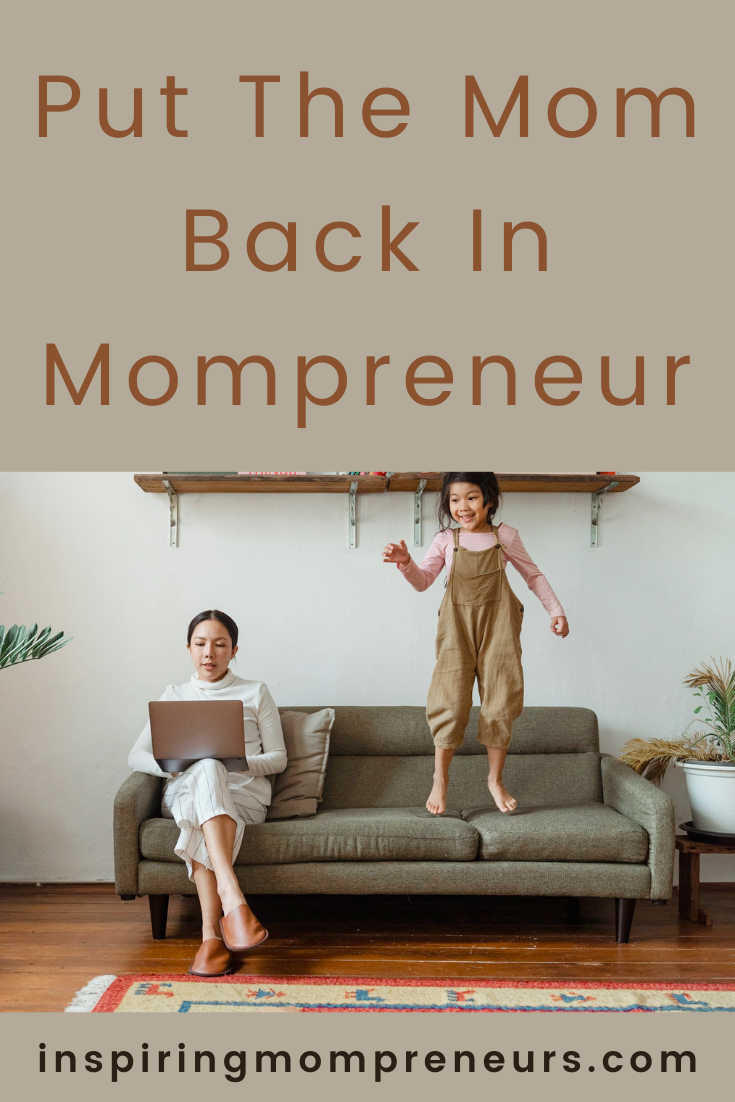 Starting your own business really could be the secret to getting that golden work-life balance. It's not a given though.  Here's how you can juggle being both Mom and Entrepreneur.