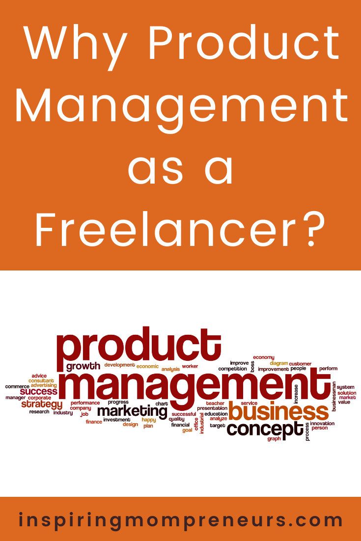 There are pros and cons of freelancing.  You can set your own hours but work can be hard to find. Here's why we recommend product management as a good freelance career choice.  #productmanagement #freelancer #freelanceoptions