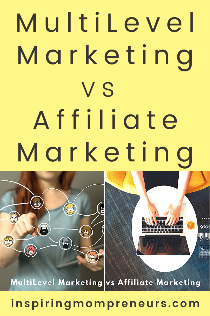 Multilevel Marketing vs Network Marketing - What are these two income strategies, their differences, similarities, pros and cons and how to become successful? #multilevelmarketingvsaffiliatemarketing