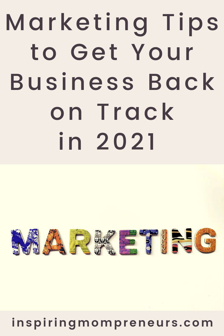 2020 was a tough year for most businesses. That's why we've put together some marketing tips that can help you to get your company back on track in 2021.  #marketingtips2021 #businesstips #entrepreneurship