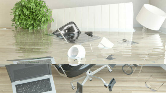 Steps to Take if Your Office Floods