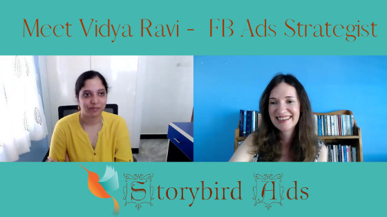 Vidya Ravi FB Ads Strategist Supreme on Inspiring Mompreneurs
