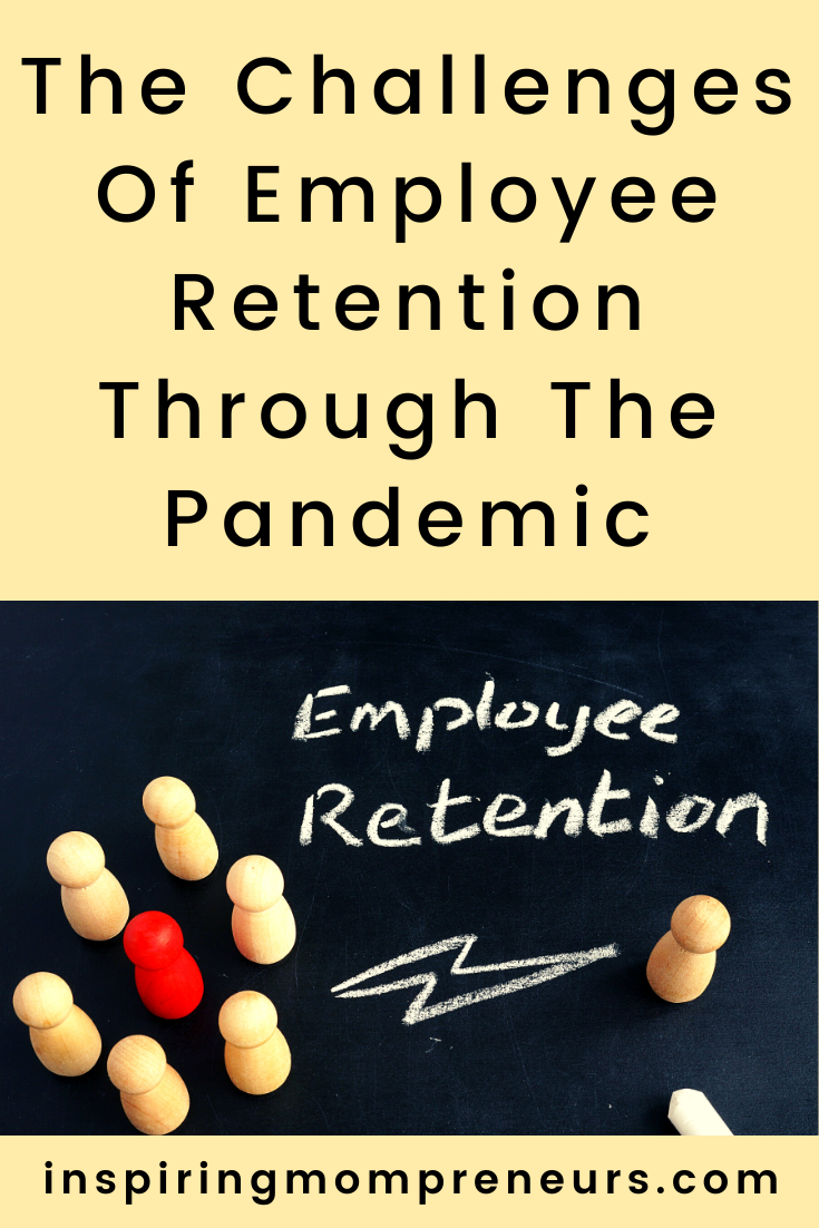 Have you faced challenges of employee retention during the pandemic?   Here are some tried and trusted employee retention tips.  #challengesofemployeeretention
