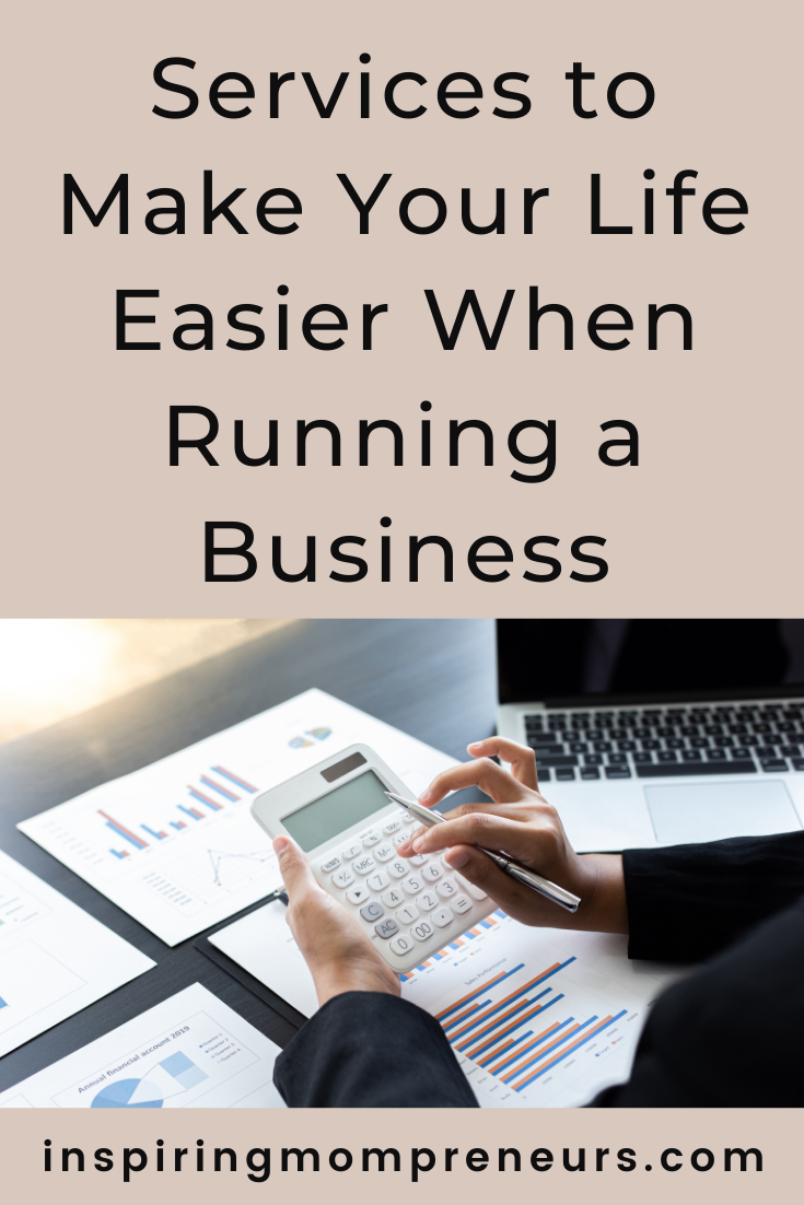 Ready to go from business zero to business hero? Here are three invaluable services that will help to make your life easier when running your own business. #businessservices #companyservices