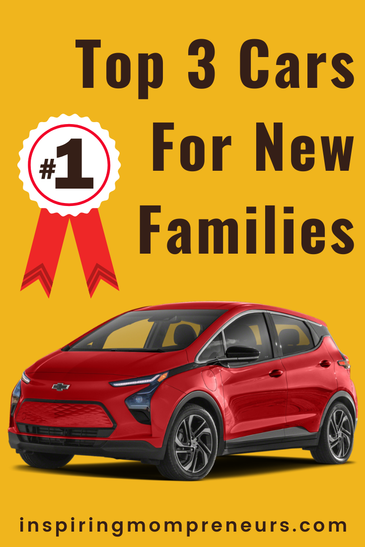 It's no secret that you when you have a family, your priorities shift. Here are my top 3 cars for new families to safely and comfortably carry babies, children and their paraphernalia. #top3carsfornewfamilies