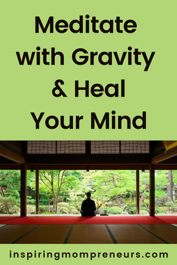"""""""When you meditate, practice Zen, mental unification, or yoga, etc., use GRAVIMORPH to support your concentration, just like lighting an incense stick or using indirect lighting. The simple movement and pleasant sound of our device will calm your mind."""""""