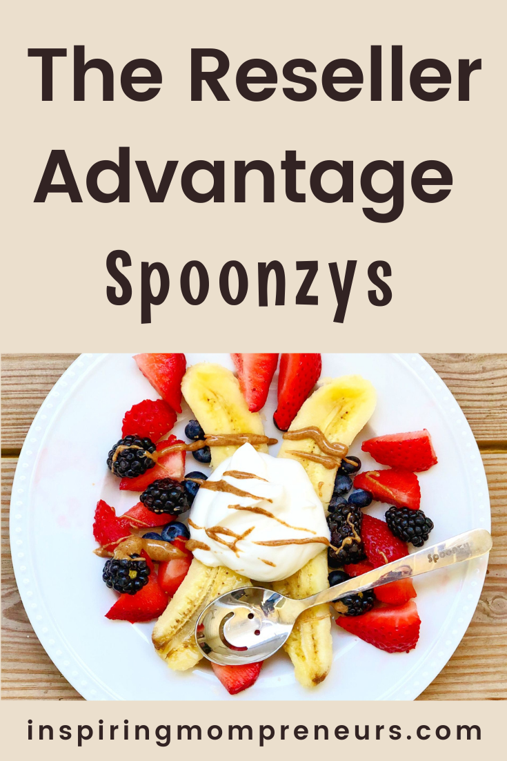 If you're not a Mom inventor but you're an awesome promoter of the nifty inventions Moms love, we may have just the opportunity for you. If you're looking for the reseller advantage, take a look at these five benefits of reselling Spoonzys, a fun kitchenware product for eating soup and cereal.