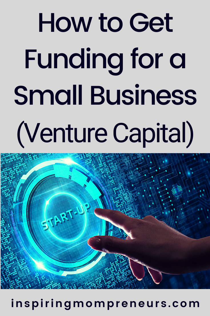If you do not have enough cash to fund your entire business or a new division in your business, venture capital may be just the solution for you to consider. #howtogetfundingforasmallbusiness