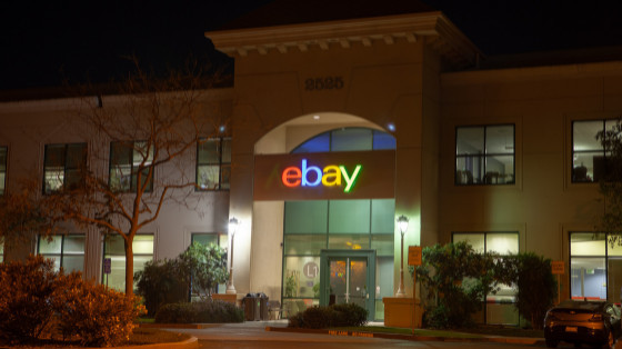 eBay Account Suspended