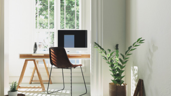 Unique Ways To Make Your Home Office Less Distracting