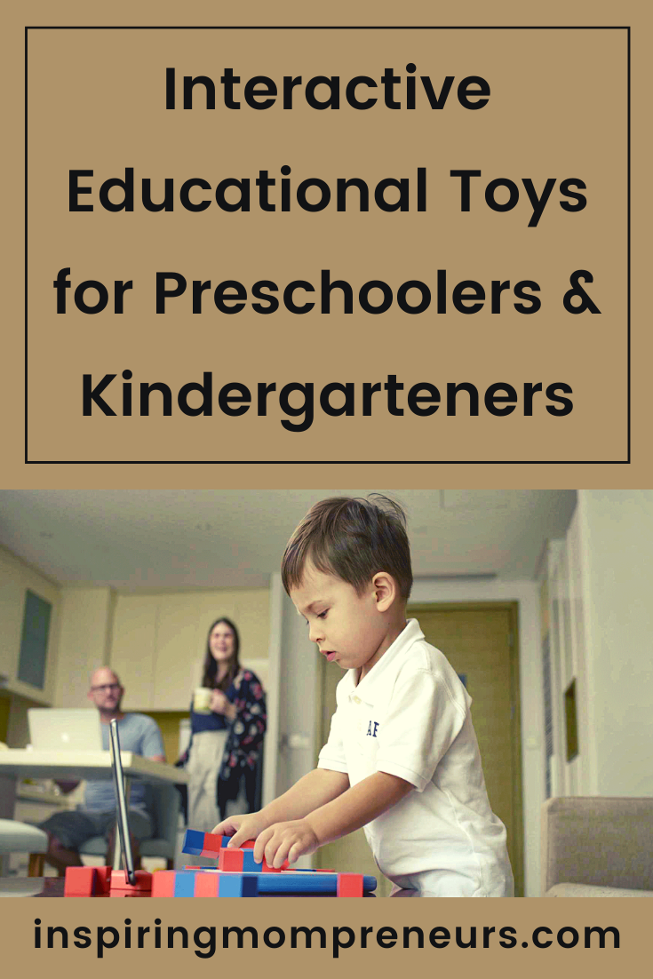 Educational toys are a great way to start your kids off with a solid learning foundation. Thea Chen reviews the best educational toys for preschoolers and kindergarteners. #besteducationaltoyspreschoolers #educationaltoysforkids