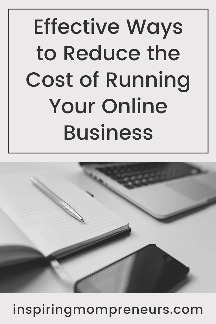 Do you own an online business?    And are you operating with a limited budget?   Here are some effective ways to reduce the cost of running your online business.     #reducecosts #onlinebusiness #businessbudgeting #businesstips #savemoney