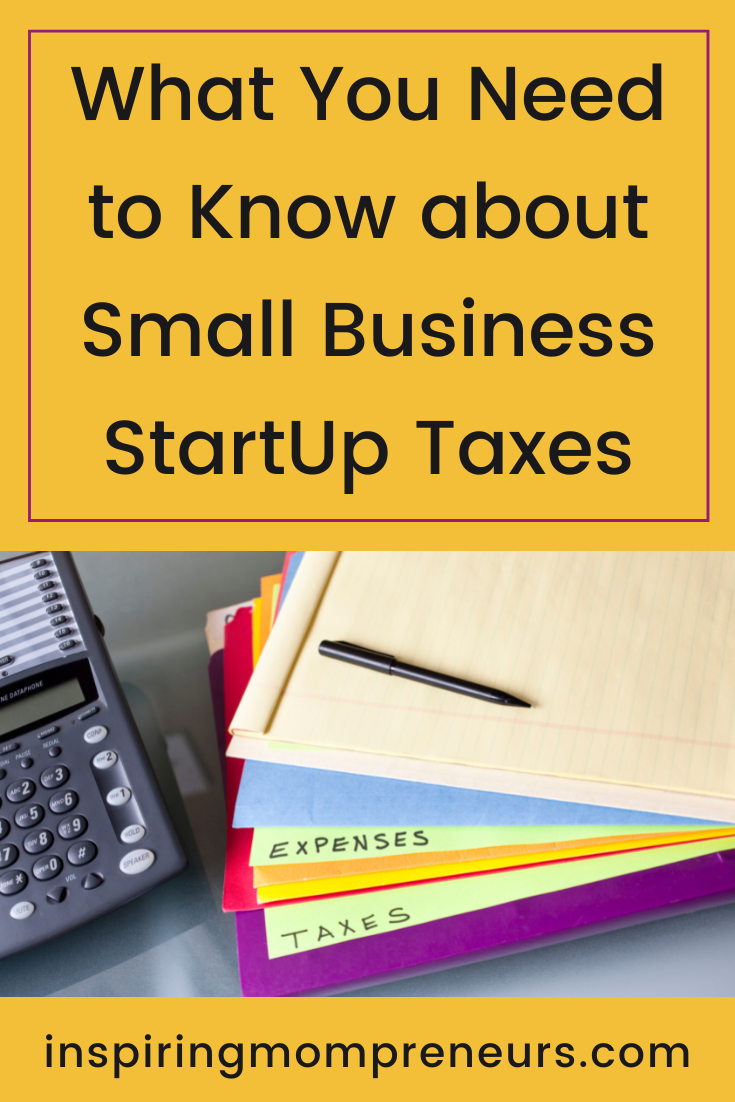 As a small business owner, you need to know some tax basics.  Even if you're going to hand over all your tax affairs to an Accountant or Accounting firm, here's what you need to know about small business startup tax.