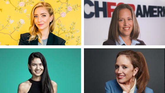 Most Inspiring Female CEOs