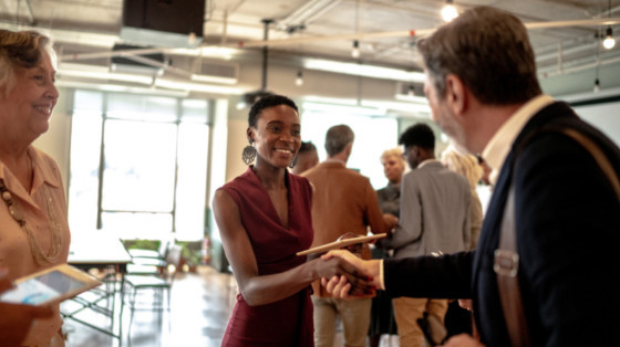 Ways to Make an Impact at Business Events