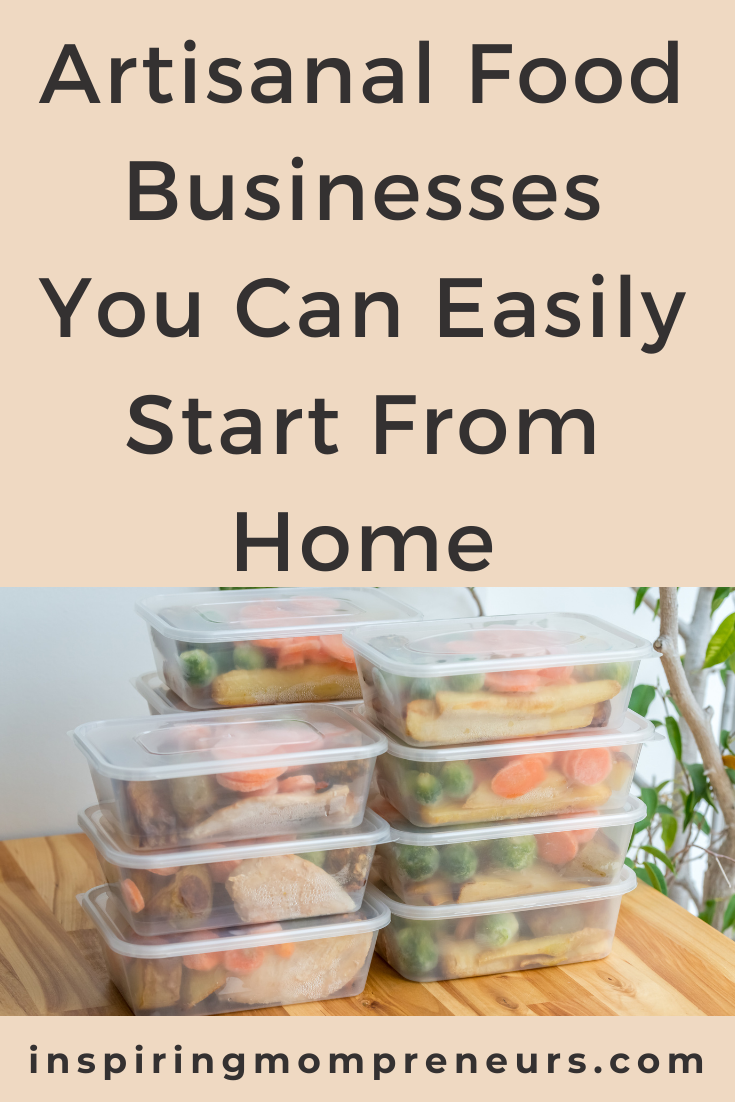 If you are passionate about food, there are some great businesses you can start. Here are some of the best artisanal food businesses to start from home.