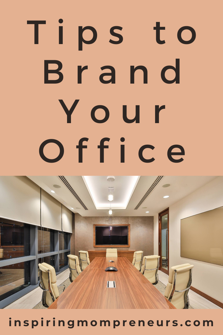 Whether you are looking to refurbish an existing office or move into new premises, here are 6 helpful tips to brand your office.