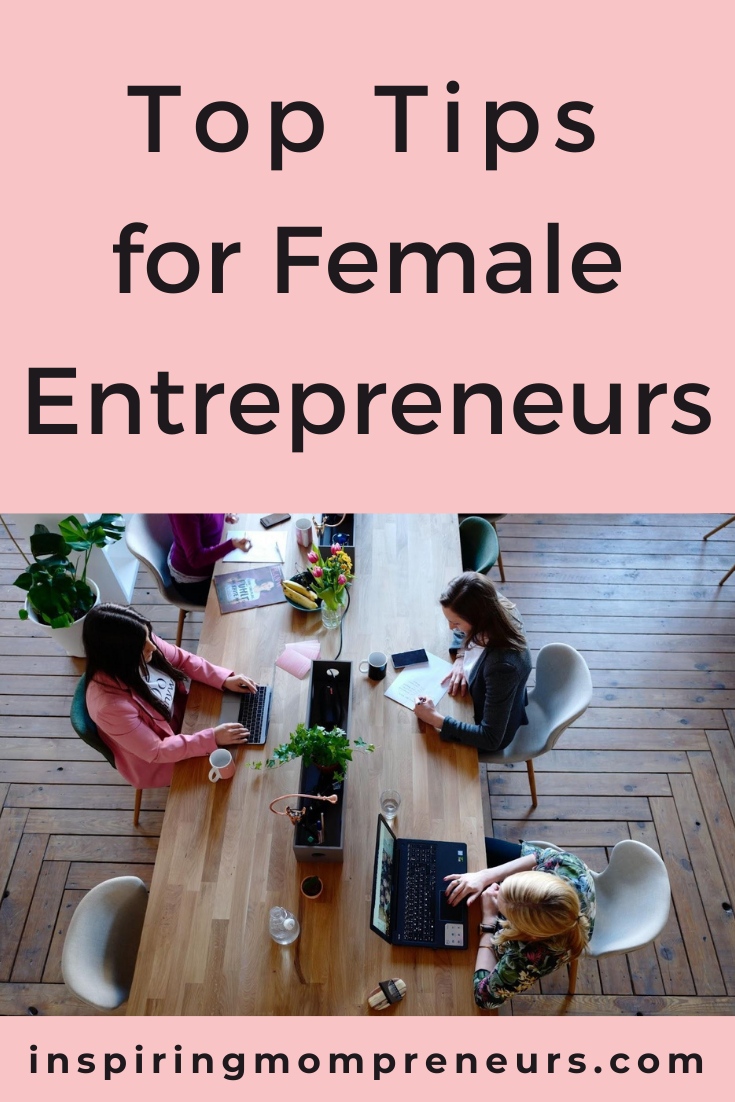 Strategies and top tips for female entrepreneurs, from hiring and outsourcing to launching new products and getting customers excited about your offers.    #toptips #femaleentrepreneurs #entrepreneurship
