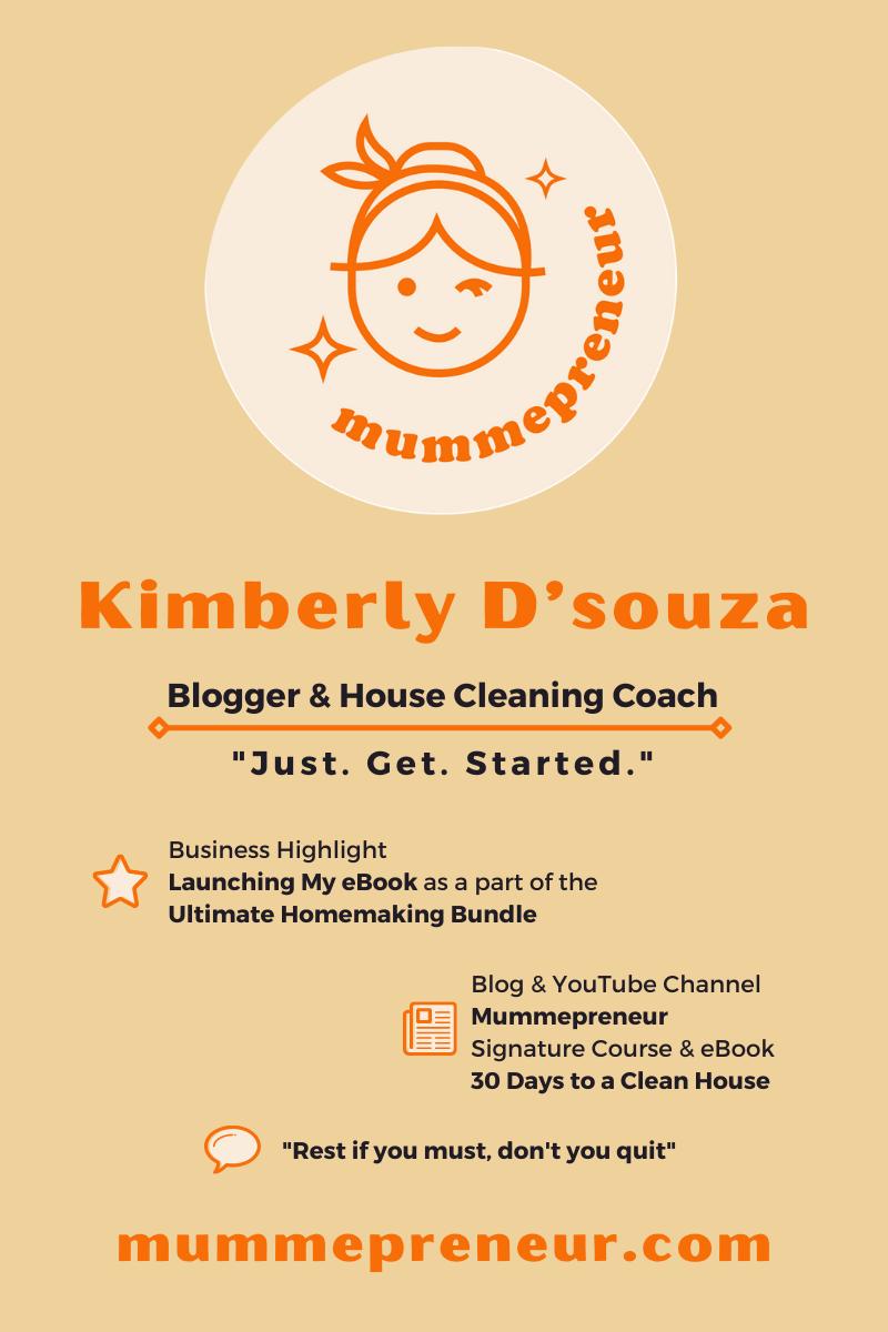 Mummepreneur Infographic by Inspiring Mompreneurs