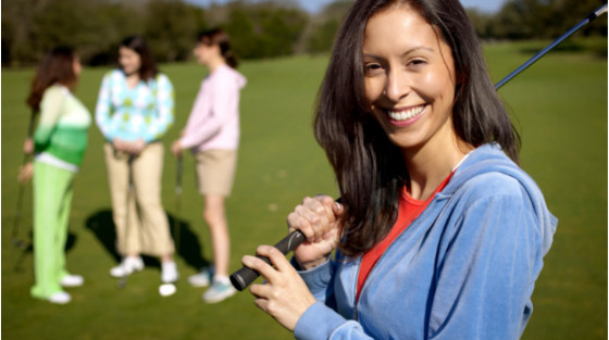 Golf Corporate Event