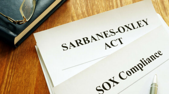 What is Sarbanes-Oxley Compliance