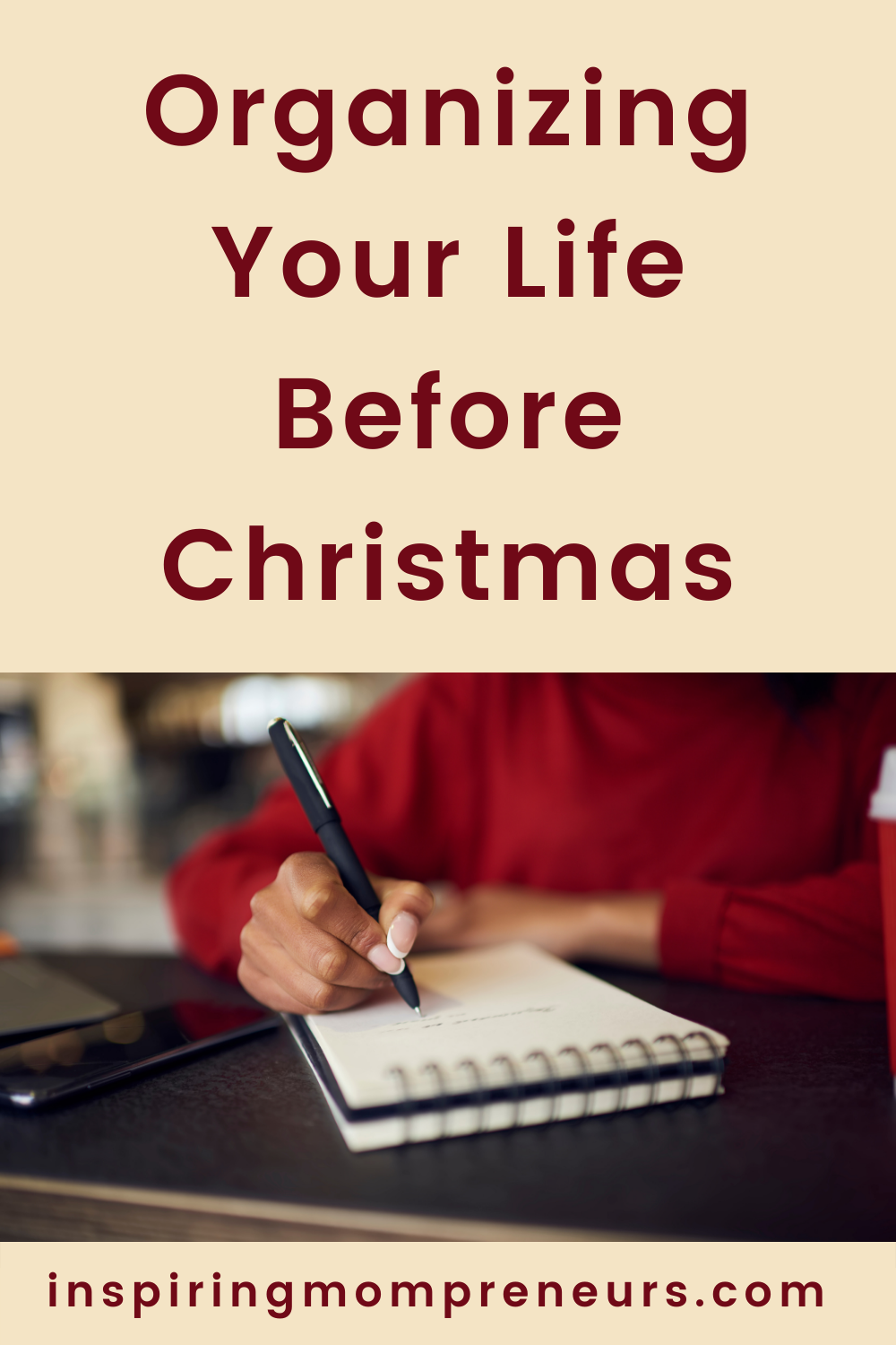 Now that we have only a few months until Christmas, it is time for us to get organised and start to get our lives and our homes ready for the festive season. #getorganized #organizingyourlife #beforechristmas