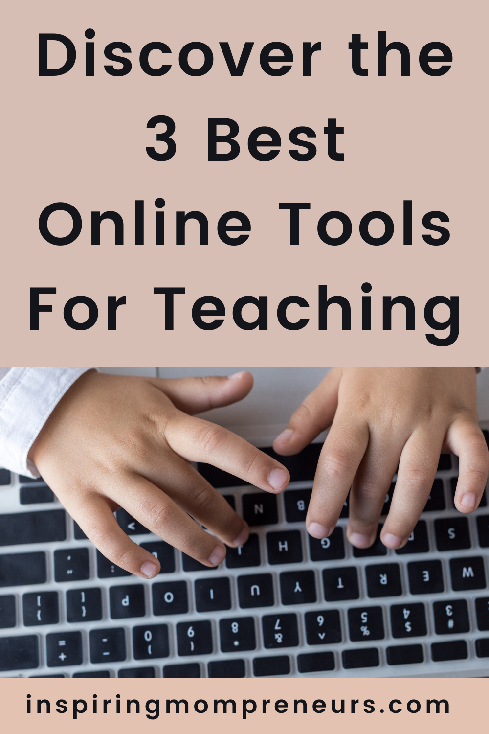 School is the best place for children to learn everything they need to survive in society. In this article, we focus on the 3 best online tools for teaching.  #bestonlinetools