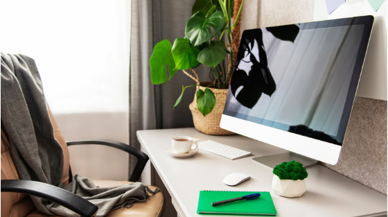 Make Working At Home Comfortable For Increased Productivity