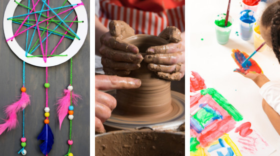 Simple Craft Projects for Working Moms to Make with the Kids
